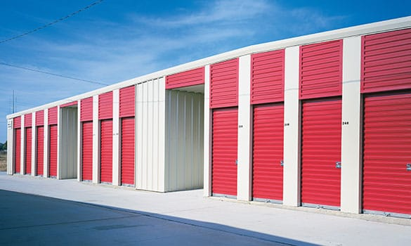 Commercial Rolling Steel Doors