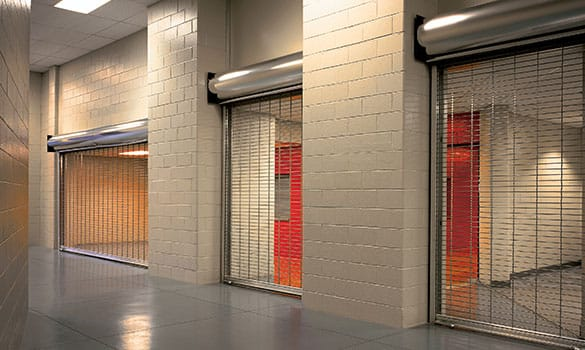 Specialty Commercial Doors